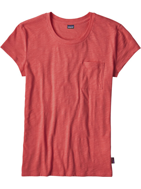 Patagonia W's Mainstay Tee Static Red